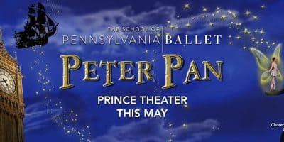 Peter Pan<br /> May 19-20