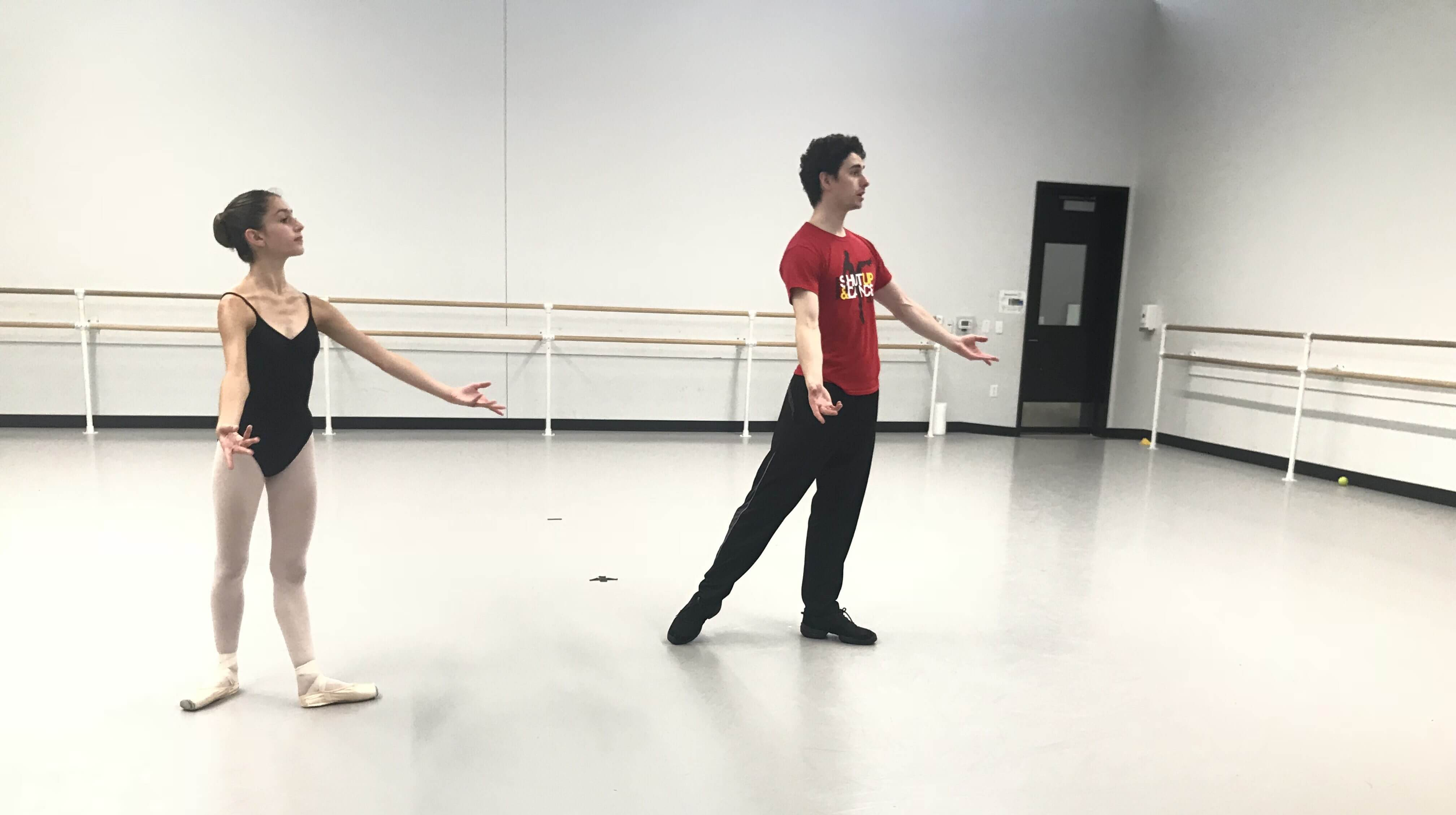 Coaching with the Principals - PA Ballet