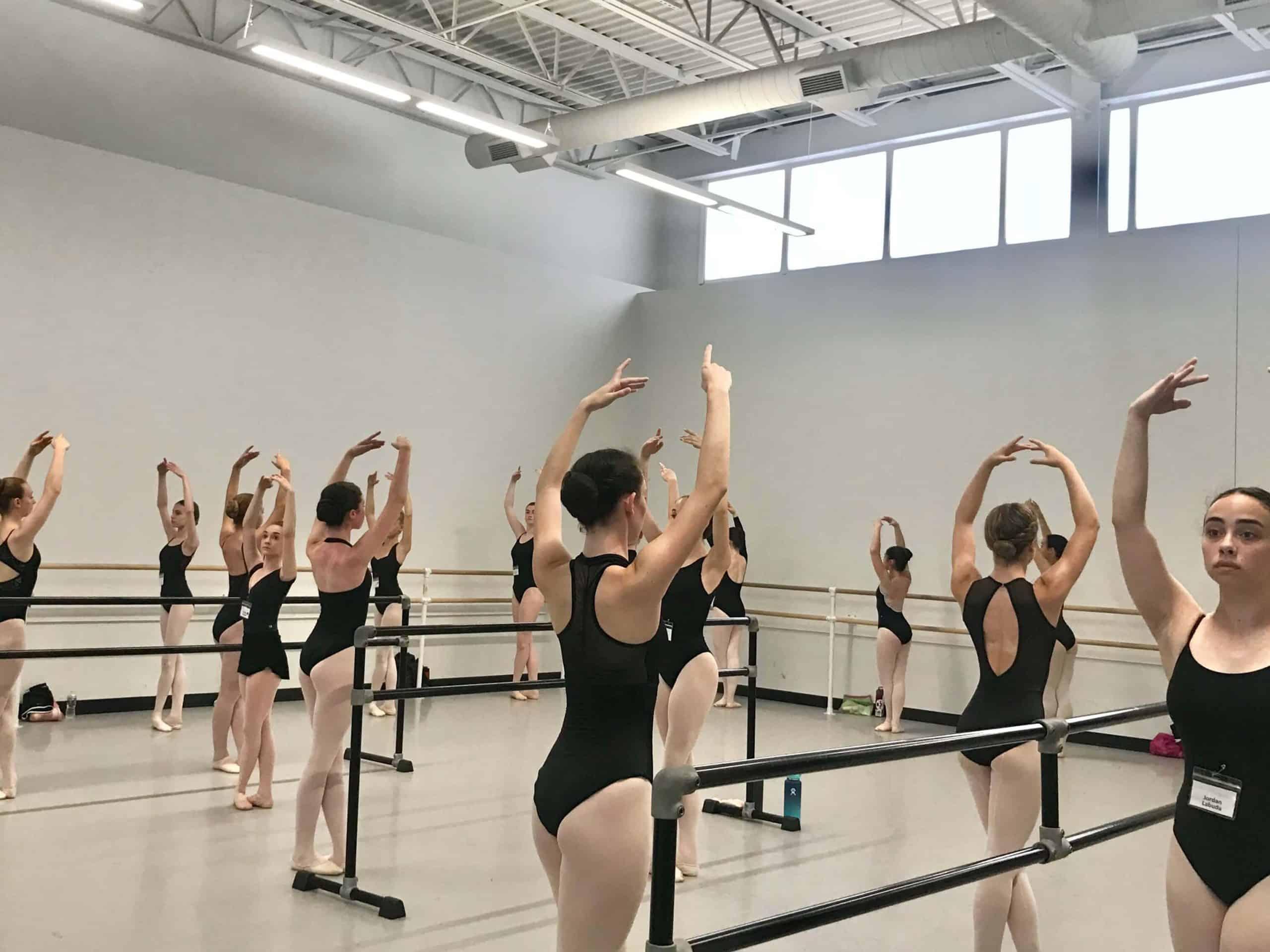 Summer Program Auditions - PA Ballet
