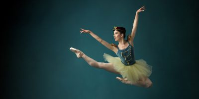 George Balanchine's Stars & Stripes<br /> March 11 – 14, 2021